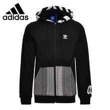 Original New Arrival 2017 Adidas Originals HOODY NY LOGO Men's jacket Hooded Sportswear