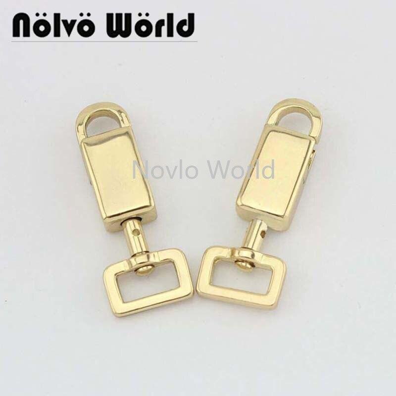 Wholesale 500pcs,  41*10.6mm 3/8 Inch, High Quality Metal Buckle Diy Trigger Snap Hook Handbag Swivel Clasp Hooks Hardware