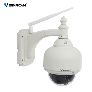 VStarcam Draadloze PTZ Dome IP Camera Outdoor 720 P HD 4X Zoom Cctv Video Netwerk Surveillance IP Camera Wifi