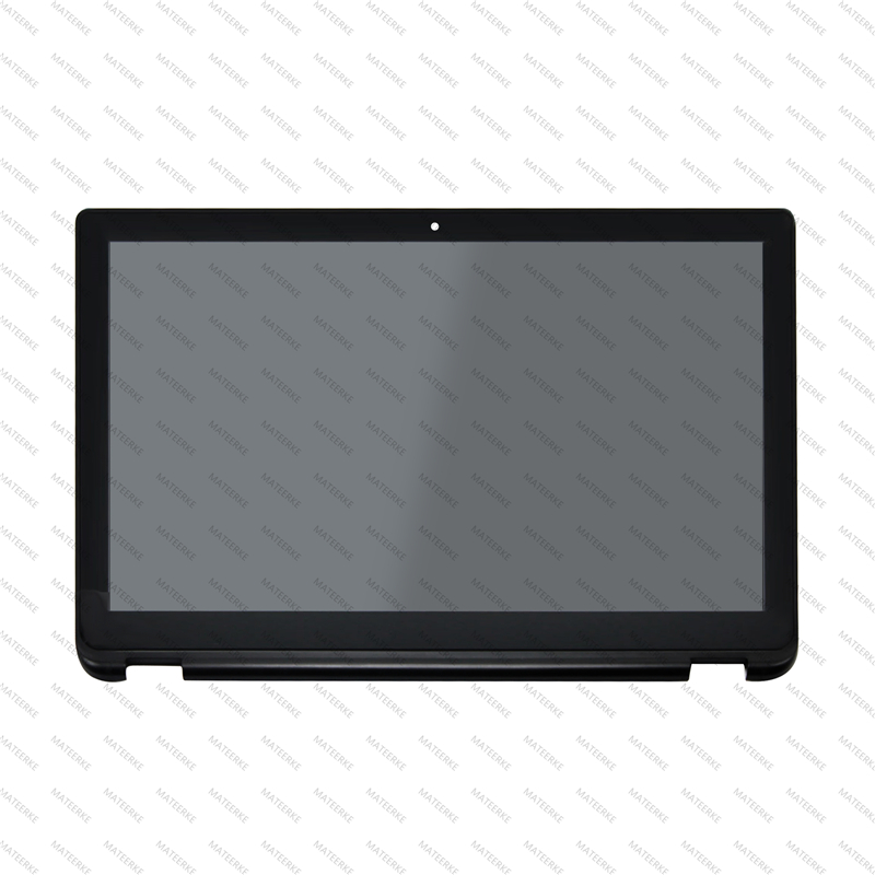 FHD 1080 p IPS Display LCD de Tela Sensível Ao Toque + Moldura Para Toshiba Satellite Radius P55W-B