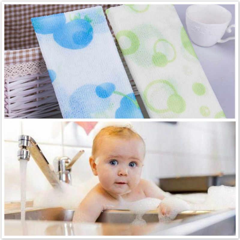 1 Pcs Mandi Handuk Kapas Bayi Baru Lahir Handuk Air Liur Perawatan Bayi Anak Laki-laki Anak Perempuan Kain Lap Sapu Tangan Anak-anak