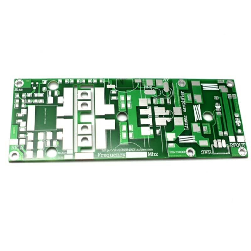DIY Kits 170W FM VHF 80Mhz-180Mhz RF Power Amplifier Board AMP KITS For Ham  Radio C4-002