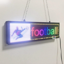 Image-Logo-Board Text Electric-Display Open-Sign Indoor Full-Color Business LED SMD New