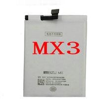 B030 2400mAh Battery 3.8V New original battery+ Screwdriver Tools For Meizu MX3 Batterij Bateria