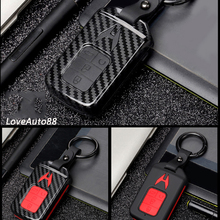 Car Key Case Protection Cover Shell Keychain Ring Accessories Remote 3 Button 4 For Honda Accord 10th 2018 2019
