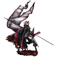30cm Japanese Fate /Grand Order Avenger Jeanne d'Arc Alter PVC Action Figure Anime Figure Collectible Model Toys Gift