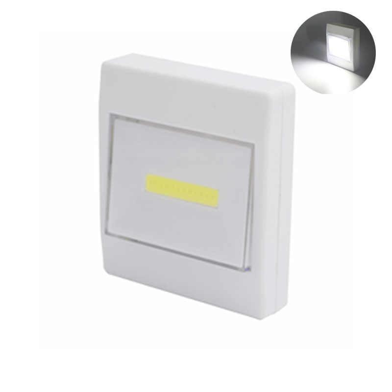 Cob Led Emergency Light Flashlight