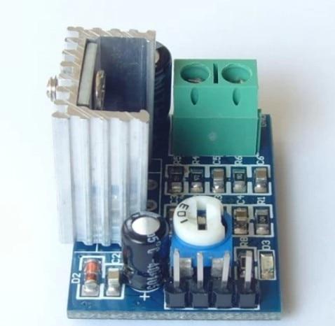 25pcs lot 10K onboard adjustable resistance amplifier module