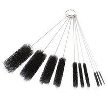 10pcs Brush Set Applied Bottle Kettle Spout Brush Teapot Nozzle Clean Home Kitchen DIY Spray Brush with different size clean