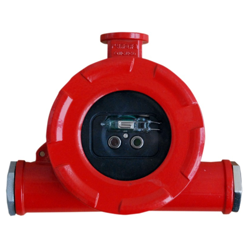 Free Shipping Dry Contact Explosion-proof Combined Double Ultraviolet Infrared Flame Detector 2UV &1 IR Fire Alarm Relay Output