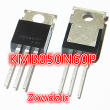 10pcs KMB050N60P 050N60P TO-220 50A 60V New and original IC 10pcs l7812cv to220 l7812 to 220 7812cv new and original ic
