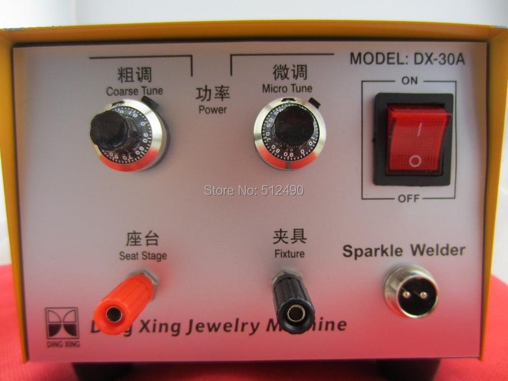 110Vjewerly welding machine,200W jewelry spot welder,pulse welding machine, Mini spot welding machine, jewelry soldering machine