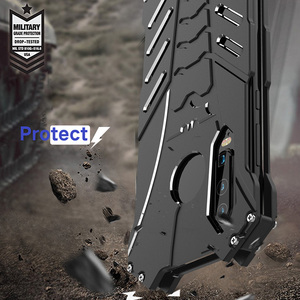 Image 3 - עבור Huawei P30 פרו מקרה R JUST יוקרה אלומיניום מתכת מקרה עבור Huawei P30 פרו Huawei P30 לייט טלפון כיסוי Coque