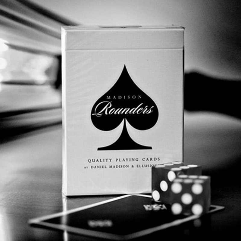 Мэдисон роундерс колода элузионист игральные карты Новый покер карты для мага коллекции карты игры