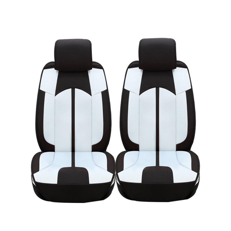 Linen car seat covers For car seat covers For Hummer H1 H2 H3 H3T car accessories styling