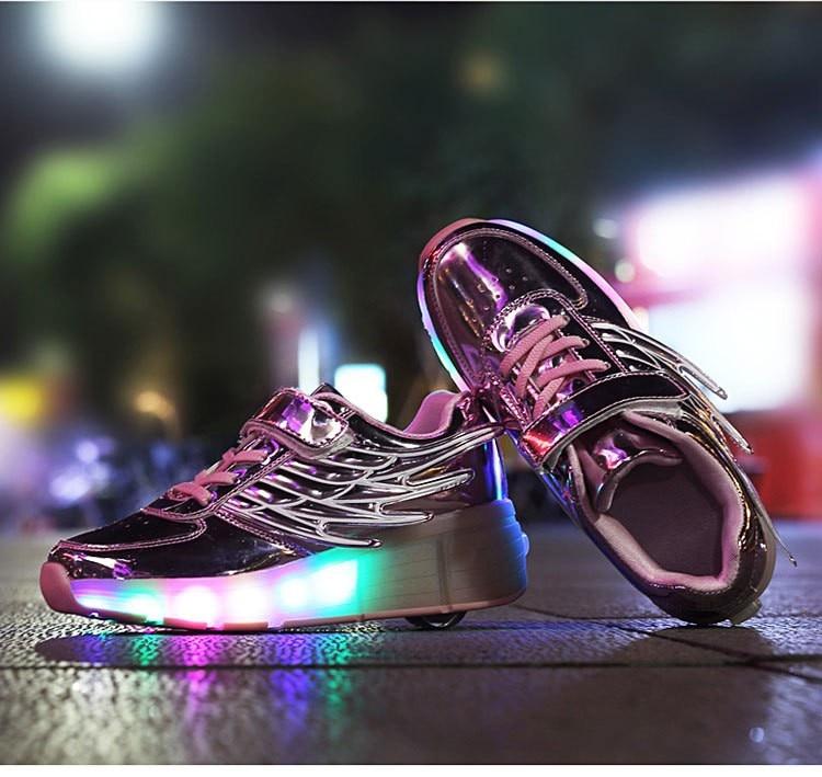 Wholesale kid skate shoes