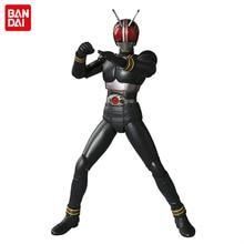 """Japonya """"Kamen maskeli Rider"""" orijinal BANDAI Tamashii milletler SHF/ S.H.Figuarts oyuncak aksiyon figürü siyah Ver.2.0"""