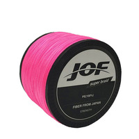 4STRANDS 1000M Brand Super Strong Japan Multifilament PE 4 Braided Fishing Line Fish Line Pesca 10