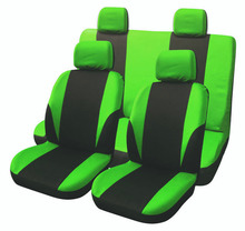 2016Hot sale Car Seat Covers Set Universal Fit Most Interior Accessories Ventilation and dust