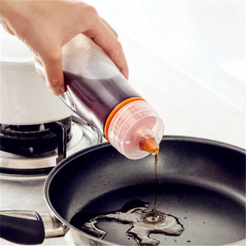Бутылка для салата jam бутылки-тюбики кетчуп масляный Соус Бутылка для кетчупа кухонные принадлежности соевый соус