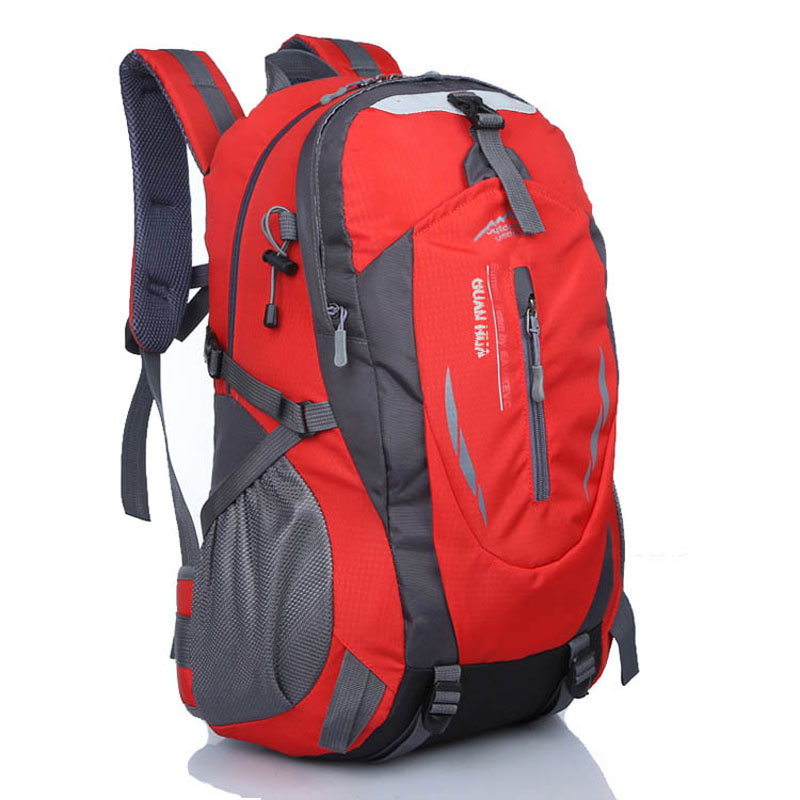 Famous Brand Sochi Women Men Waterproof Nylon School Backpack Russia Teenager Student Hike Backpacks Laptop Travel Backpack