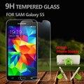 0.33mm vidro temperado protetor de tela para samsung galaxy s5 frente anti-mancha de óleo à prova de explosão filme vidro temperado para s5