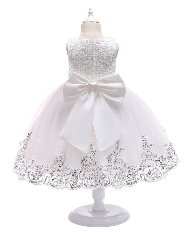 2019 Girls Dress Unicorn Party Children Princess Dress Fluffy New Year Dress Girls Christmas Costume Kids Dress Sleeveless Vest 6