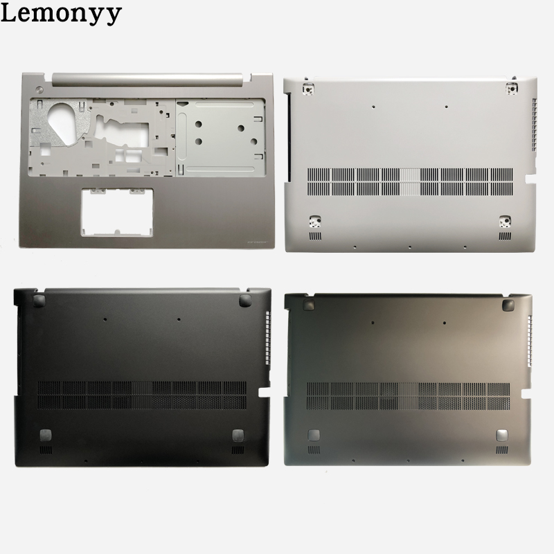 New laptop case cover For Lenovo Z500 P500 TOP COVER Palmrest Upper Case /Bottom Base Cover Case