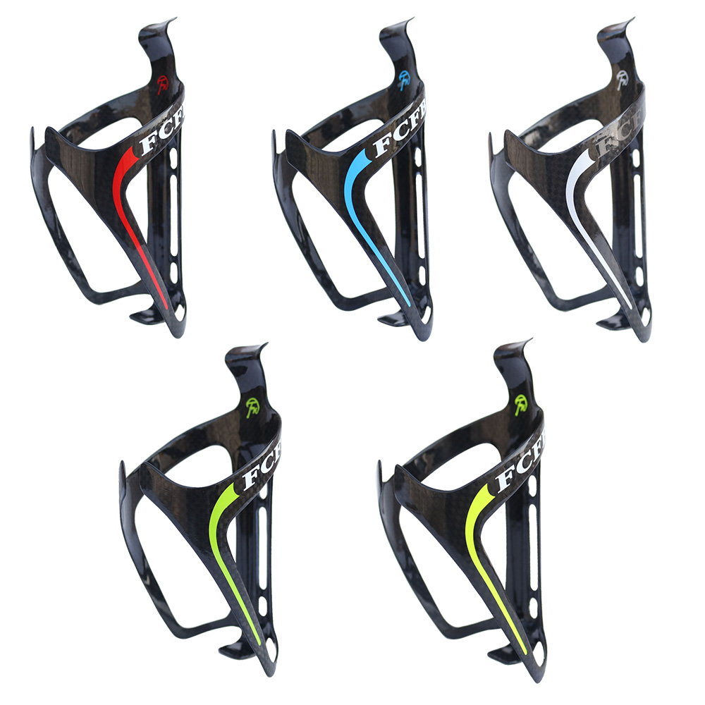 Bicycle Bottle Holder Full Carbon Fiber Water Bottle Cage 3k glossy Accessorie