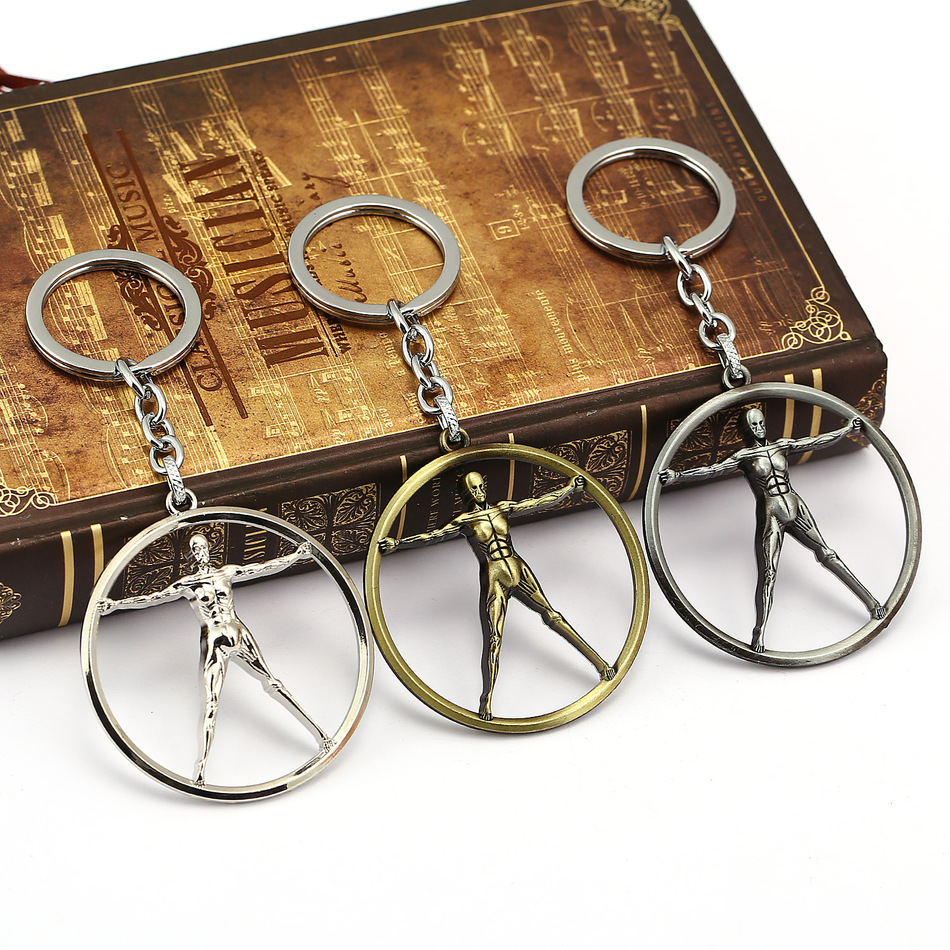 "You can create style with this West World Keychain. Also this keychain can be a great gift. You might say that this keychain gave me Dolores when "" I visited westworld""."