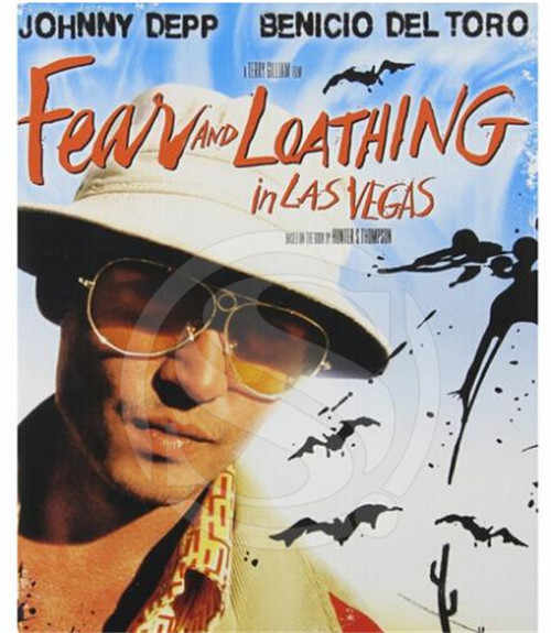 8b29777c435d Detail Feedback Questions about Canvas Poster Silk Fabric New Fear and  Loathing Retro Classic Vintage Movie Poster and print for 30x45cm @1 on ...