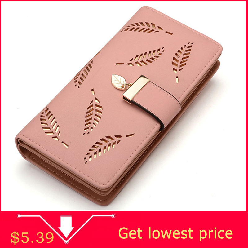 Women Wallet Leather Card Coin Holder Money Clip Long Phone Clutch Photo High Quality Photo Fashion Cash Pocket Female Purse women wallet leather card coin holder money clip long phone fashion famous brand dollar price portomonee photo cash female purse