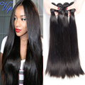 Brazilian human hair weave 4 bundles unprocessed Mink Brazilian straight virgin hair extension 8A queen hair products straight