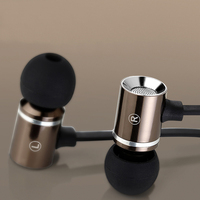 Ptm m1 aluminum metal earphone heavy bass headset noise canceling earbuds for mobile phone iphone pc.jpg 200x200