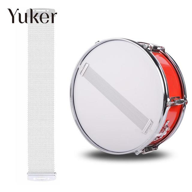 Yuker 20 Strand Steel Snare Wire Set For 14 Inch Snare Drum ...