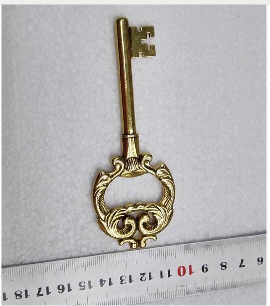 Promotie bruiloft souvenir antieke gouden sleutel tot mijn hart - Feestversiering en feestartikelen - Foto 2