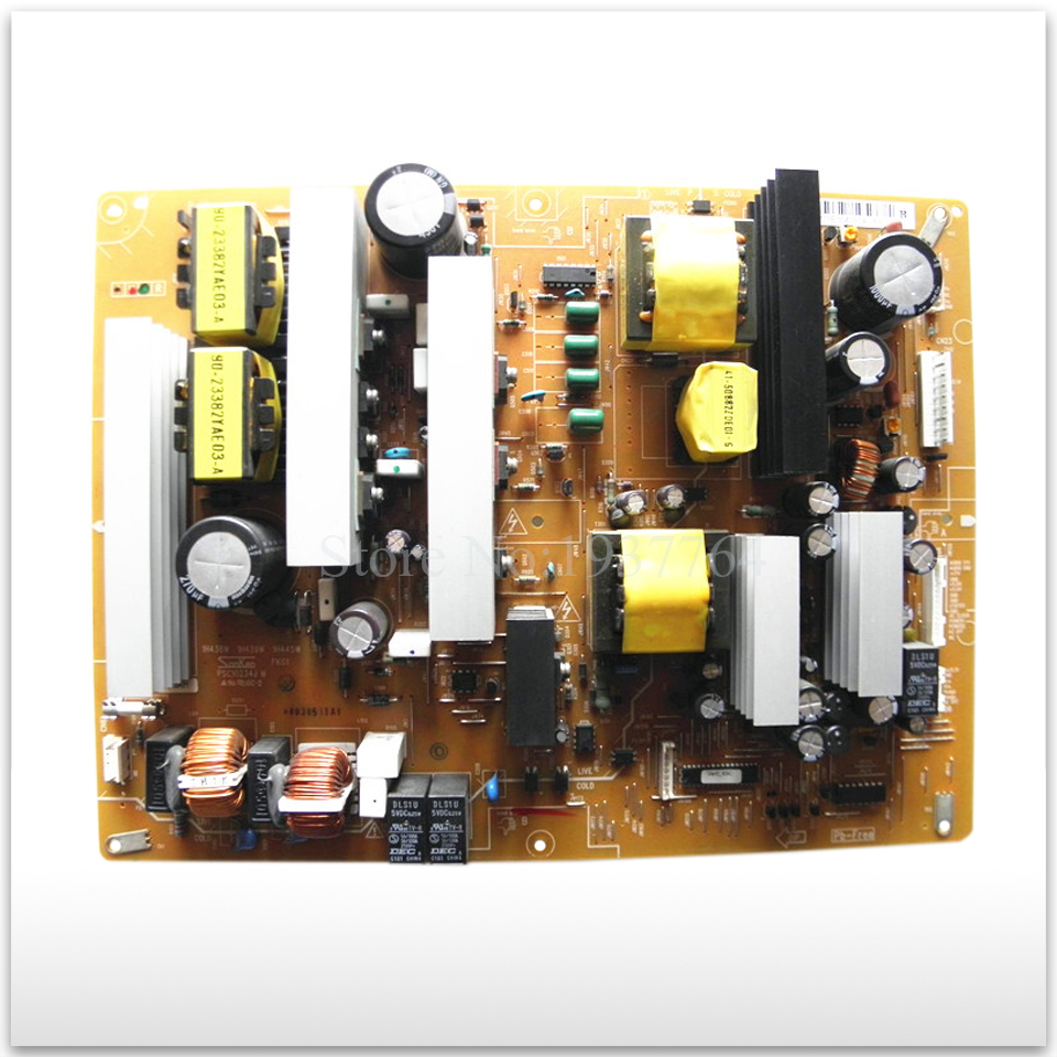 90% new Original P50A102C power supply board 1H438W 1H439W 1H445W PKG1 PSC10234J original pfm 42v1 power supply board pkg 4014 ktmb05