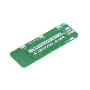 Image 3 - 3S 20A Li ion Lithium Battery 18650 Charger PCB BMS Protection Board 12.6V Cell 64x20x3.4mm Module