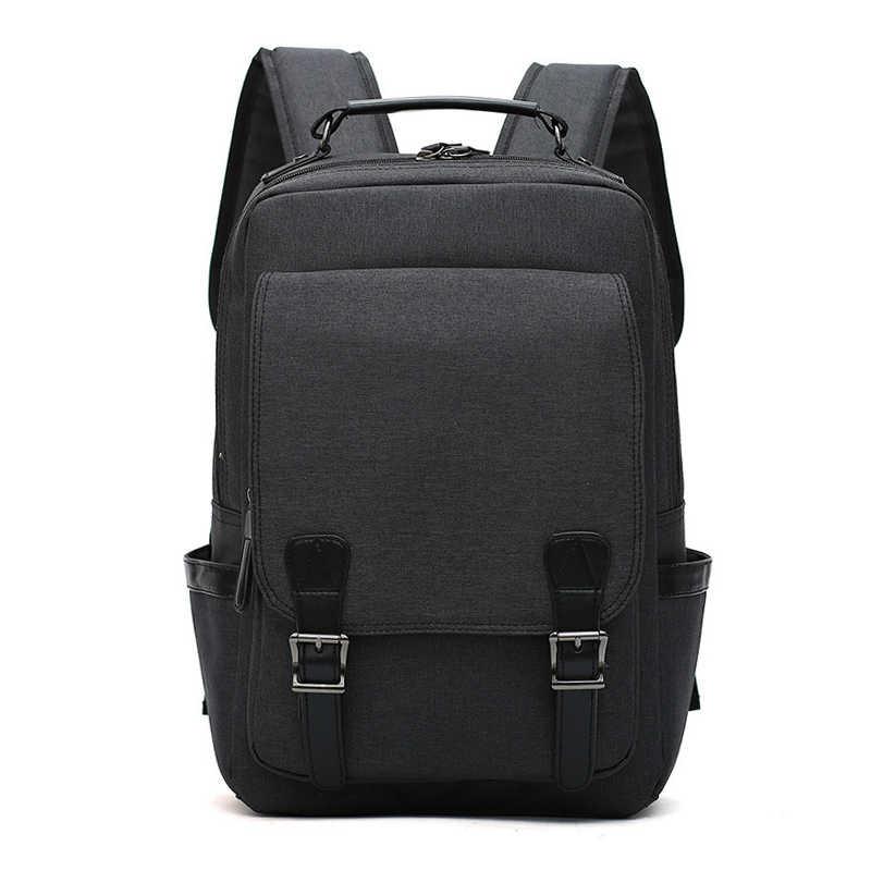 СКИОНЕ Дорожный мужской школьный рюкзак большой ёмкости    15.6 дюймов    для путешествия