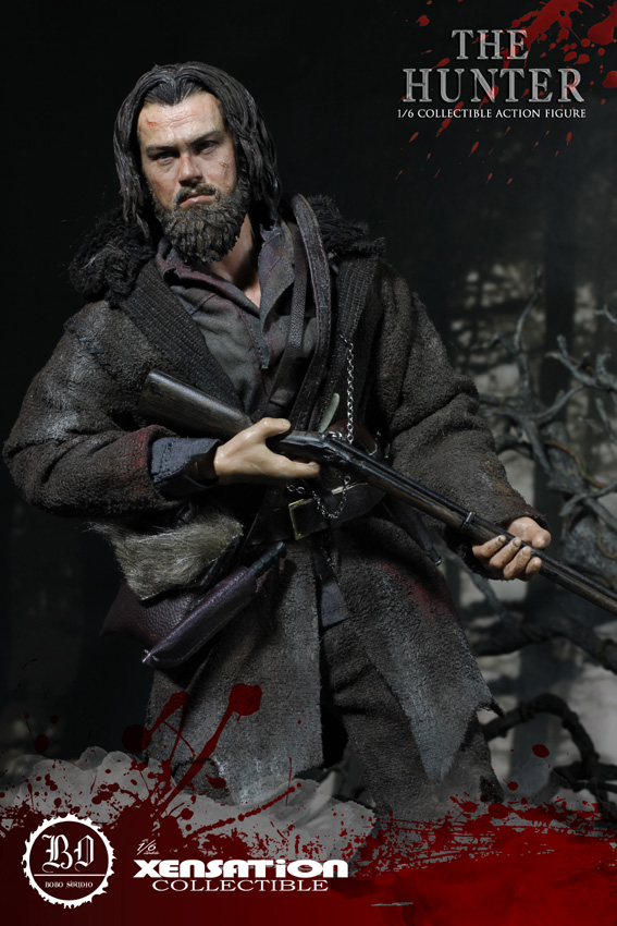 1/6 scale figure The Revenant hunter Hugh Glass Leonardo DiCaprio 12 Action figure doll Collectible Model plastic toy 1 6 scale figure doll journey to the west monks the monkey king sun wukong 12 action figure doll collectible figure toy model