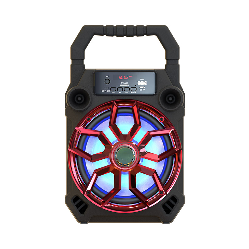 Portable Wireless Big Power Bluetooth Speaker Stereo Subwoofer Colorful Bass Speakers Music Player Support LCD Display FM Radio Portable Wireless Big Power Bluetooth Speaker Stereo Subwoofer Colorful Bass Speakers Music Player Support LCD Display FM Radio