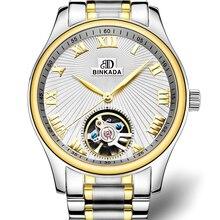 Мужские автоматические механические часы полые Точные стальные бизнес случайные 2018 новый момент спортивные наручные часы топ бренд роскошь 29