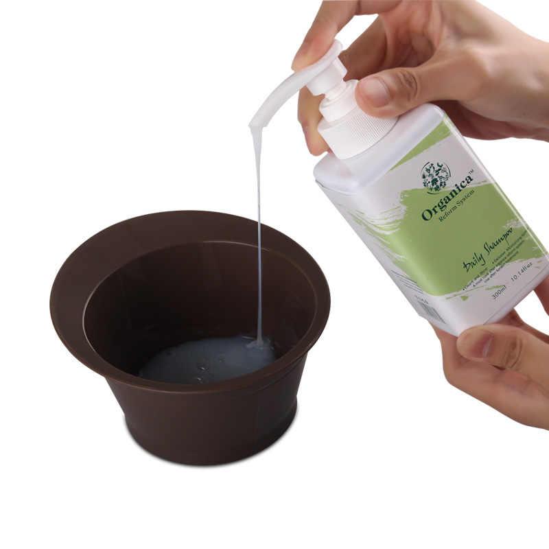 Organica 300ml יומי שמפו + 300ml יומי Conditoner יסמין ניחוח לטפל שיער לאחר קרטין טיפול אורגני מוצר סט