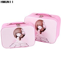 2017 Women Travel Portable Large Capacity Profession Makeup Toolkit Ladies Fashion Brand Beautician Cosmetics Case Organizer