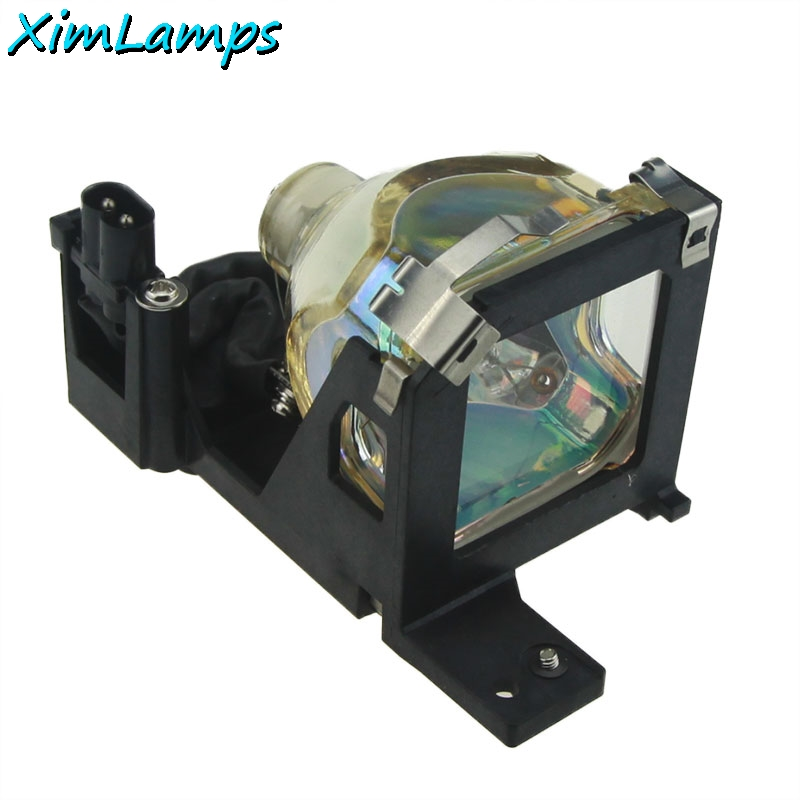 ELPLP25 Replacement Projector Bare Lamp with housing for Epson EMP 52 EMP S1 PowerLite S1 V13H010L25