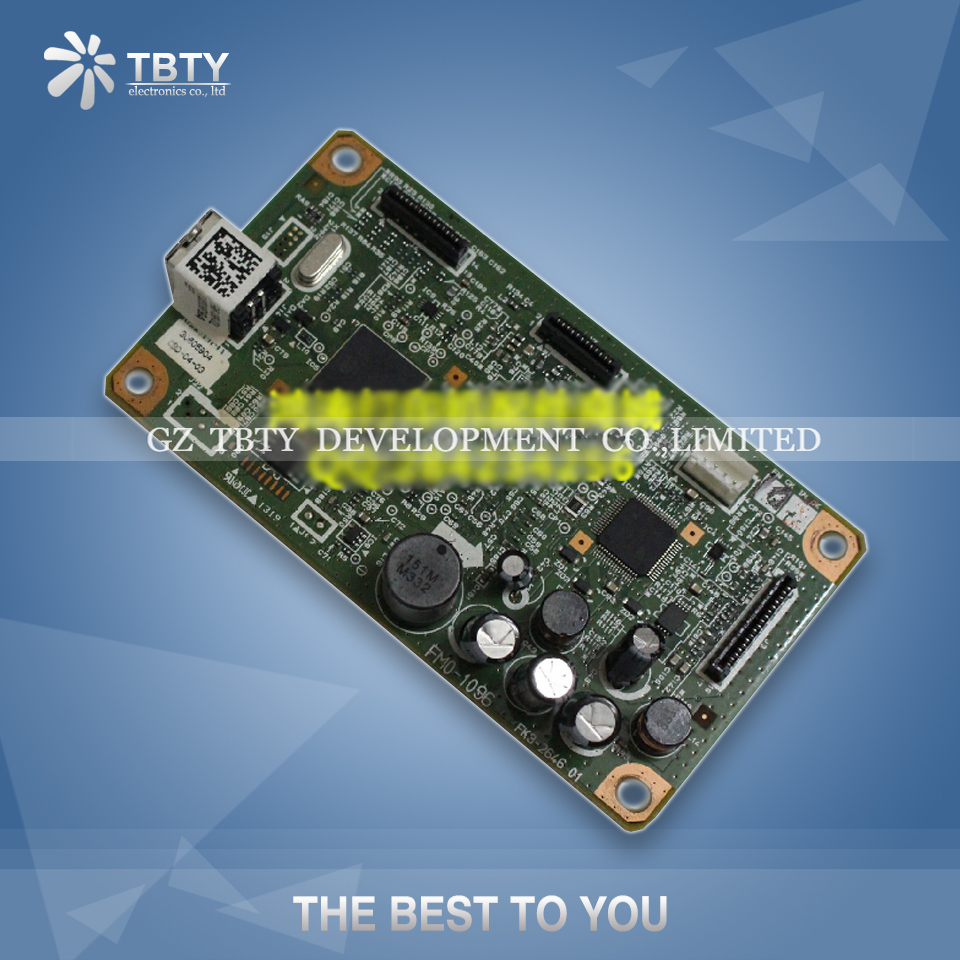 100% Test Main Board For Canon MF 3010 MF3010 Formatter Board Mainboard On Sale printer main board for canon mx397 mx398 mx 397 398 formatter board mainboard on sale