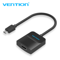Vención USB Tipo C A HDMI Hembra Adaptador Convertidor Soporte 4 K * 2 K USB C A HDMI Cable Para Apple Macbook Google Chromebook Pixel
