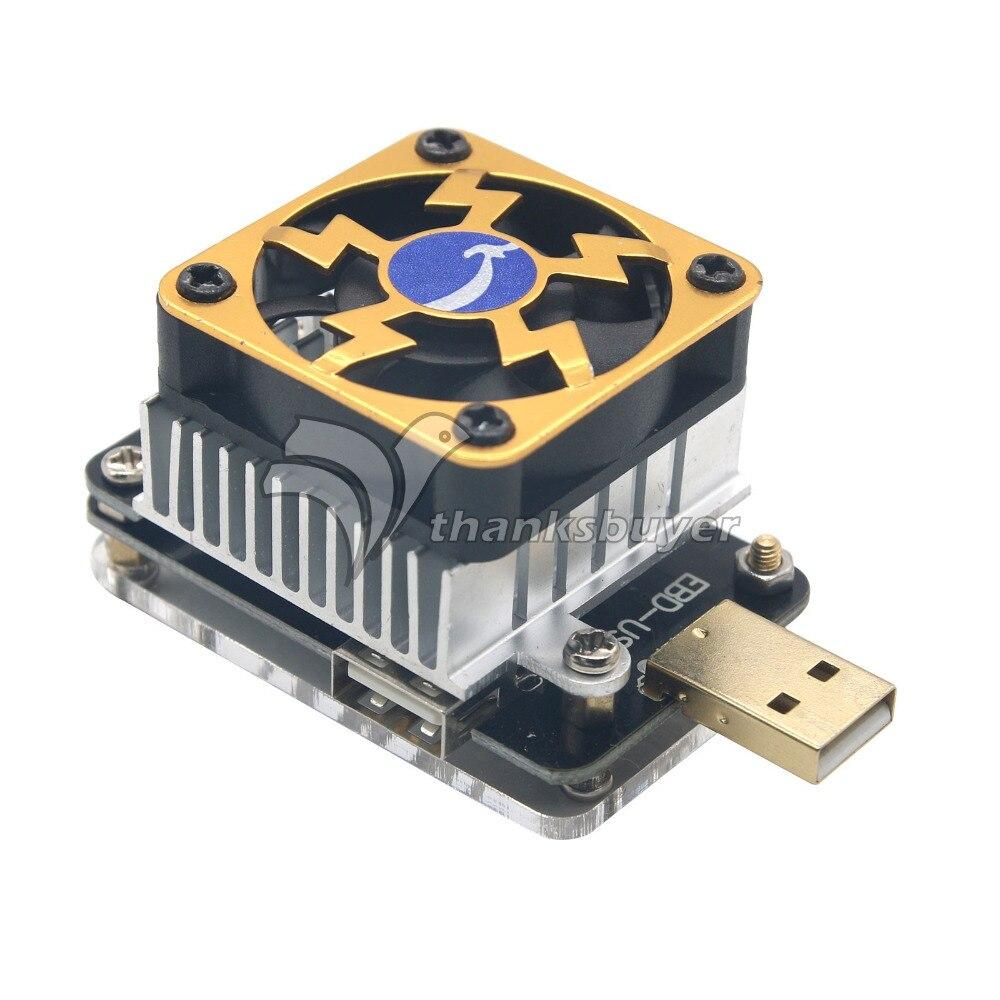 EBD USB + Charge Électronique QC2.0/3.0 MTK-PE Trigger Tension Courant Capacité Testeur