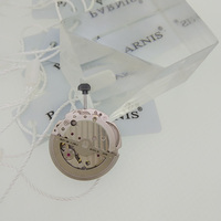 Miyota8215 Movement 21 Jewels Automatic Mechanical Movement with Date, DIY Watch Parts Movement