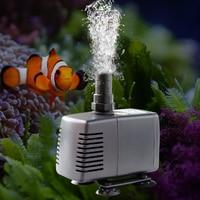 Aquarium fish tank pump, coral reef Marine aquarium pump, pond pool submersible pump water pump PH.